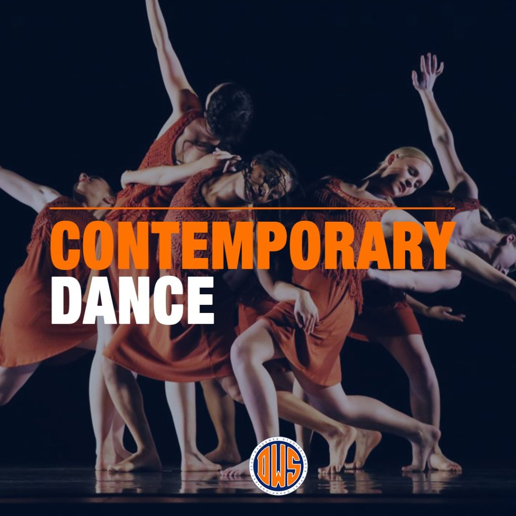 Contemporary Dance classes at DanceWeb Studio Randburg Johannesburg South Africa building sport champions since 2000